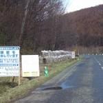清水山線1年ぶり開通