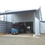 青紫蘇蒸留の新施設