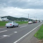 富良野渋滞回避策2010